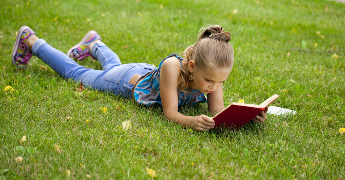 Redirect Behavior with Reading and Outdoor Adventures